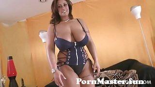 Tan Chubby MILF Eva Notty with Big Tits is Fucking from shanudri fuck Video Screenshot Preview