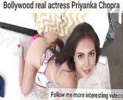Indian real Bollywood actress Priyanka Chopra hd video from bollywood actress ais