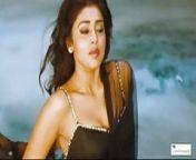 Shriya Saran – hot expressions in Black saree from shriya saran sex video xxx