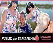 Horny curvy girl Samantha Kiss needs some cock! Flirts66.com from horny fam com
