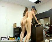 BANGBROS - Kelly Divine and Sasha Grey Ass Parade Anal Sex Masterpiece from amber grey