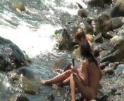 Awesome nude beach babes compilation from elya sabitova nude 41
